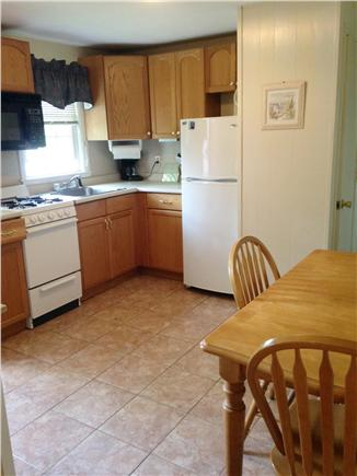 Falmouth Cape Cod vacation rental - Eat in kitchen