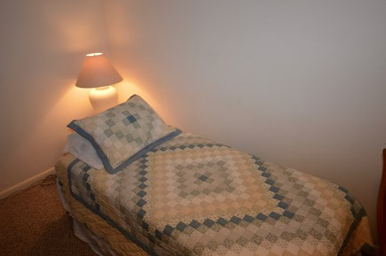 Wellfleet Cape Cod vacation rental - Bonus basement room with twin