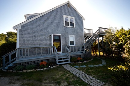 Wellfleet Cape Cod vacation rental - Outside of home- very few neighbors