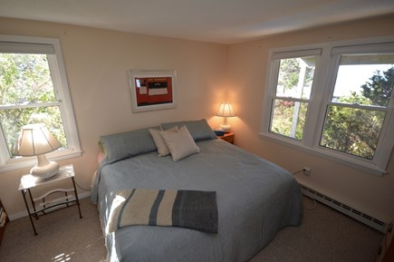 Wellfleet Cape Cod vacation rental - King Bed with water views on ground level