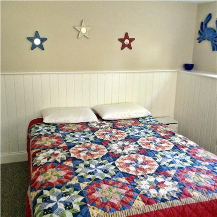 Dennis, Mayflower Beach   Cape Cod vacation rental - . . . Same Lower Level BR 4 w/ Queen, fan/light, luggage rack