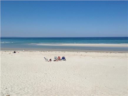 Dennis, Mayflower/Bayview Beach Cape Cod vacation rental - Sand bars, tidal pools for kids, long walks, magnificent sunsets