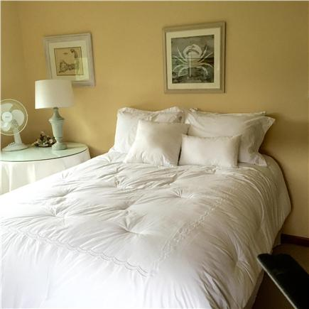 Harwich Port Cape Cod vacation rental - Upper level bedroom with queen-sized bed.