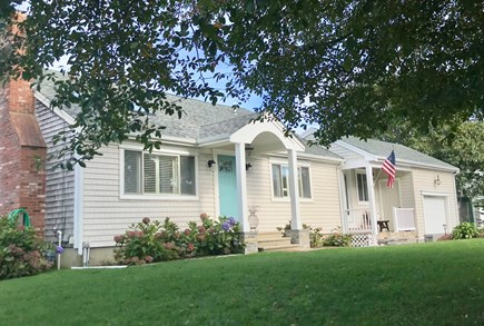 Harwich Port Cape Cod vacation rental - Ample parking across from Allen Harbor for boats & kayaks.