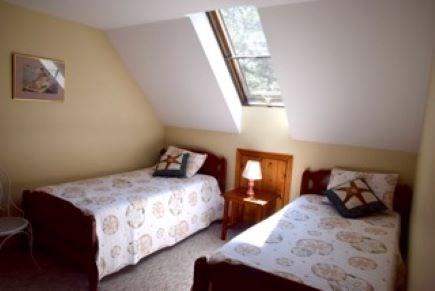 Wellfleet Cape Cod vacation rental - Twin beds in one the 4 second floor bedrooms