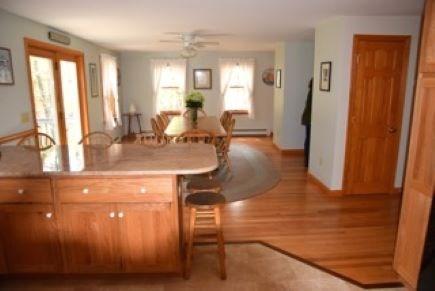 Wellfleet Cape Cod vacation rental - View from kitchen