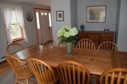 Wellfleet Cape Cod vacation rental - Open floor plan