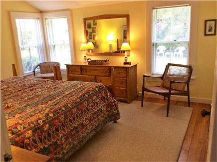 South Wellfleet Cape Cod vacation rental - Master bedroom.
