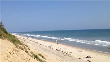 South Wellfleet Cape Cod vacation rental - Ocean beach a mile away.