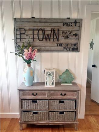 Provincetown Cape Cod vacation rental - Entryway