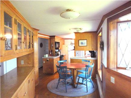 East Orleans Cape Cod vacation rental - Eat in kitchen