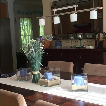 Orleans Cape Cod vacation rental - Gather here at the comfortable dining area with family & friends.