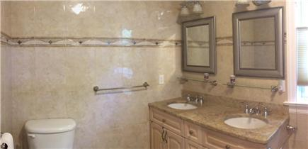 Orleans Cape Cod vacation rental - Spacious 2nd floor bathroom includes a luxurious 2-person tub.