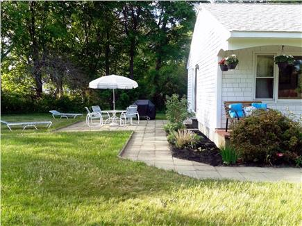 Hyannis Cape Cod vacation rental - Patio and lawn furniture