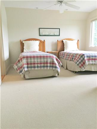 New Seabury, Mashpee New Seabury vacation rental - Bedroom # 3: 2 twins