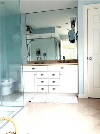 New Seabury, Mashpee New Seabury vacation rental - Master bath