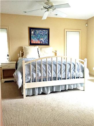 New Seabury, Mashpee New Seabury vacation rental - Bedroom # 1:  First floor queen bed, full bath