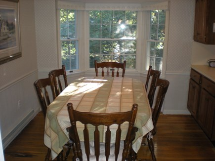 Harwich Cape Cod vacation rental - Dining room with seating for 6 to 8
