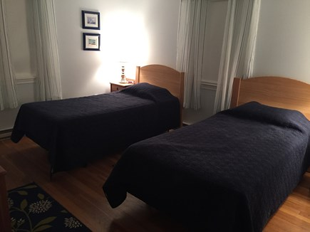 Harwich Cape Cod vacation rental - Second bedroom with twin beds and many power outlets