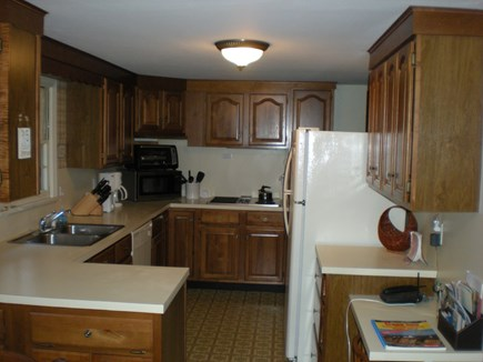 Harwich Cape Cod vacation rental - Kitchen with all the necessary cookware, serveware, appliances...