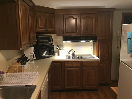 Harwich Cape Cod vacation rental - ...plus updated flooring and cook top