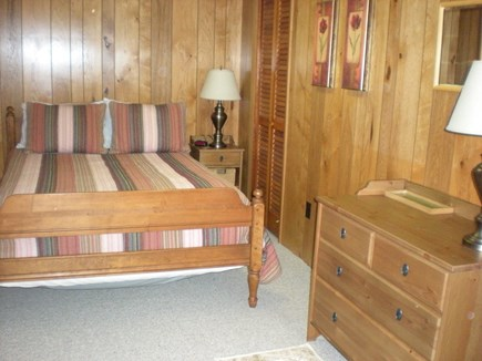 Harwich Cape Cod vacation rental - Basement room with queen bed