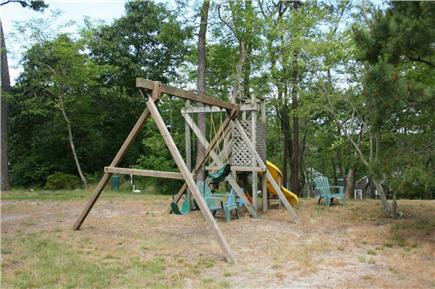 Eastham Cape Cod vacation rental - Nauset Haven Swingset and Play Area