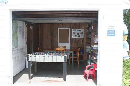 Eastham Cape Cod vacation rental - Nauset Haven Game Room. Great for kids!
