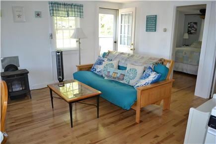 Eastham Cape Cod vacation rental - New hardwood floors throughout the cottage!