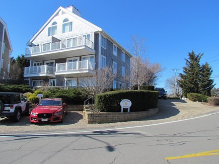 Provincetown Cape Cod vacation rental - Unit A2 is the lower balcony on the right