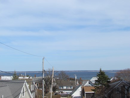 Provincetown Cape Cod vacation rental - View from balcony