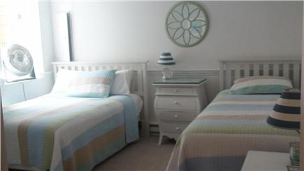 New Seabury Resort  Maushop Vi New Seabury vacation rental - Full size bed and twin bed in third bedroom lower level