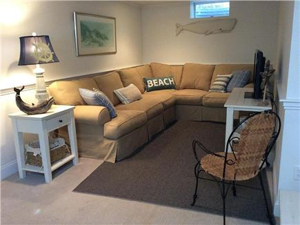 New Seabury Resort  New Seabury vacation rental - Lower level 2nd family room