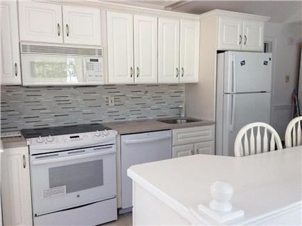 New Seabury Resort  Maushop Vi New Seabury vacation rental - New high end appliances w/ glass/marble/backsplash quartz counter