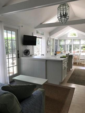 New Seabury Resort  Maushop Vi New Seabury vacation rental - Main level living