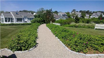 New Seabury Resort  New Seabury vacation rental - Path to the beach