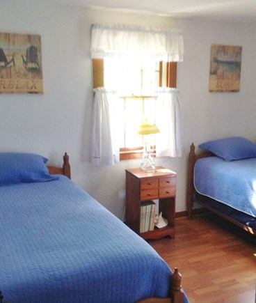 Mashpee, Popponesset Cape Cod vacation rental - Twin Bedroom