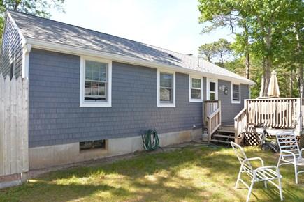 Popponesset Cape Cod vacation rental - Back Yard