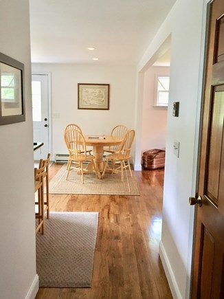 Chatham, Ridgevale Cape Cod vacation rental - Eat-in Kitchen (seats 8 with leaf)