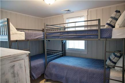West Yarmouth Cape Cod vacation rental - Bunk room sleeps 4