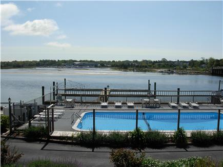 South Yarmouth Cape Cod vacation rental - Balcony view