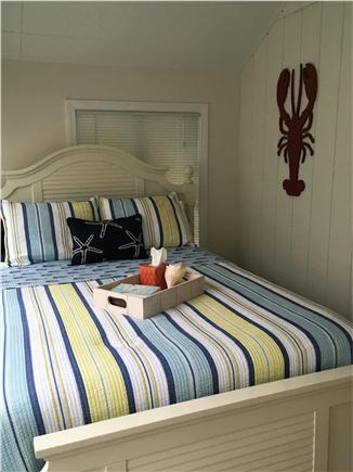 Dennisport Cape Cod vacation rental - Master bedroom with queen size bed