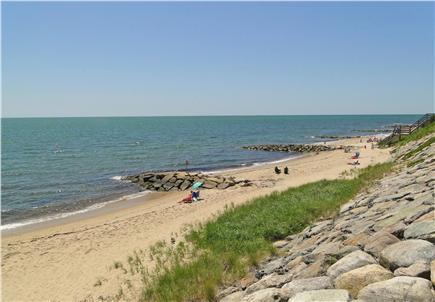 Dennisport Cape Cod vacation rental - Beautiful Sea Street Beach is just 3/10's mile away!
