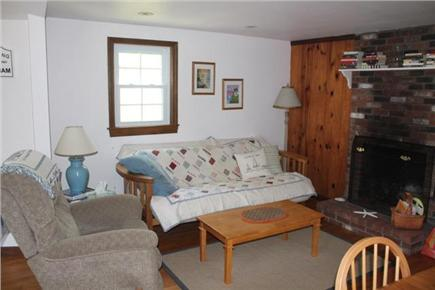 Eastham Cape Cod vacation rental - Living Room with futon