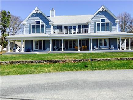 West Yarmouth Cape Cod vacation rental - View from the road