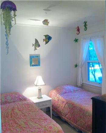Chatham Harbor Fish Pier Cape Cod vacation rental - Twin Bedroom Two