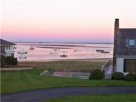 Chatham Cape Cod vacation rental - Chatham Harbor at Dusk. 3/10th's Mi. away from Barcliff cottage