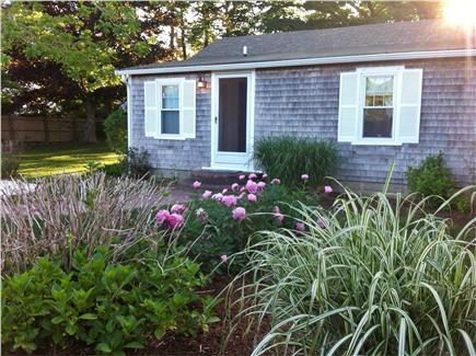 Chatham Harbor Fish Pier Cape Cod vacation rental - Barcliff Cottage Front