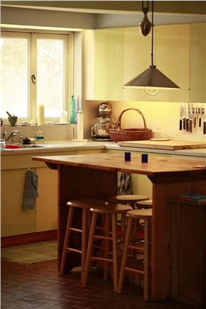 Wellfleet Cape Cod vacation rental - Eat in area in kitchen