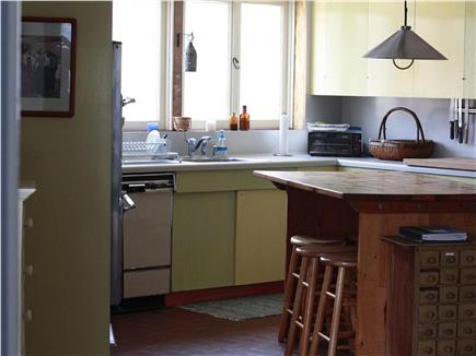 Wellfleet Cape Cod vacation rental - Open fully equipped kitchen